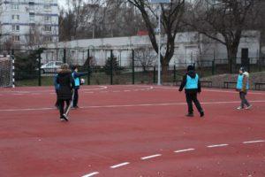 В Запорожье открыли шестой многофункциональный стадион - ФОТО