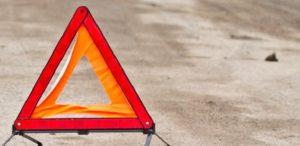 В Запорожской области две легковушки не поделили дорогу - ФОТО
