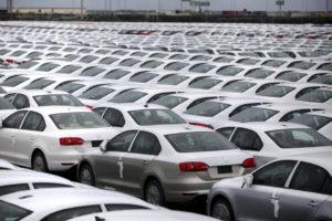 В Запорожье обнаружили автомобили-двойники - ФОТО