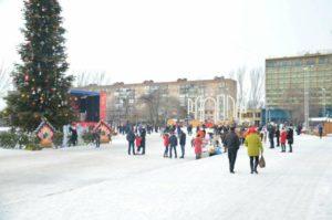На следующей неделе в Запорожье стартует Новогодне-рождественский фестиваль