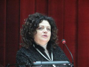 Президент Украины присвоил звание «заслуженного работника образования» чиновнице Запорожской ОГА