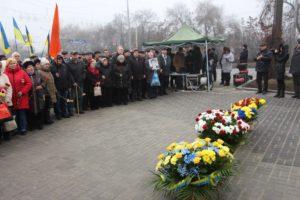В Запорожье почтили память ликвидаторов аварии на Чернобыльской АЭС - ФОТО