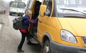 В Запорожье маршрутчик выгнал из транспорта ребенка из малообеспеченной семьи, потому что у мальчика не нашлось денег на проезд