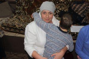 В Запорожской области мать девяти детей с инвалидностью нуждается в помощи