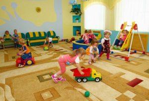 В запорожских детсадах насчитали более ста свободных мест