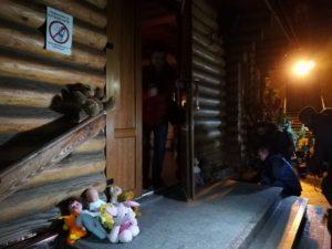 В Запорожье активисты собрались под дверьми храма, где «радомировцы» избили АТОшника – ФОТО, ВИДЕО