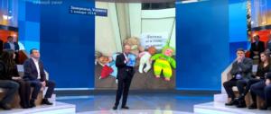 Церковный скандал в Запорожье  с отпеванием ребенка, стал топовой темой на российском ТВ - ВИДЕО