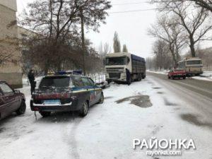 В области водитель фуры потерял сознание за рулем - ФОТО