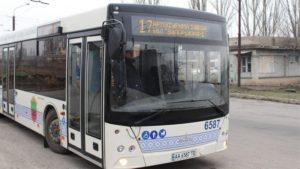 В Шевченковском районе Запорожья около остановки рецидивист ограбил водителя автобуса