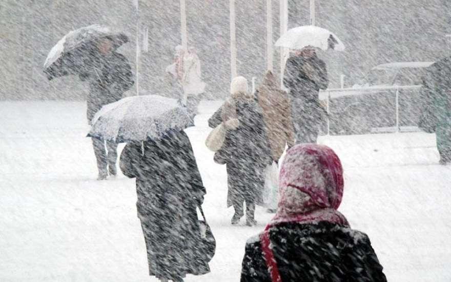 По Запорожской области объявили штормовое предупреждение