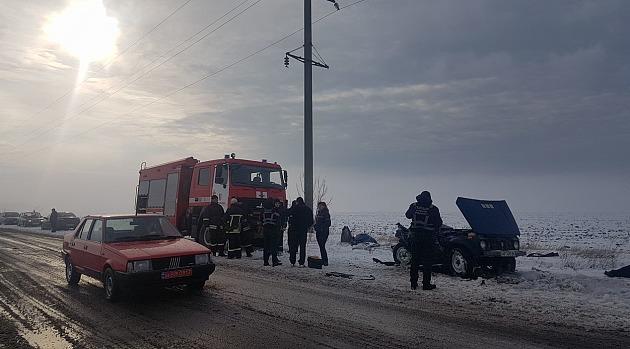 В Запорожской области произошло жуткое ДТП: есть погибшие - ФОТО