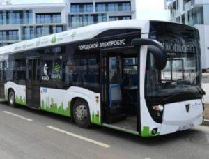 В Запорожье планируют закупить 15 электробусов и открыть новые маршруты