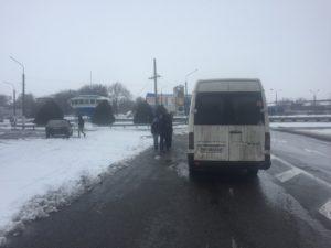 В Запорожской области водитель маршрутки возил пассажиров без разрешительных документов - ФОТО