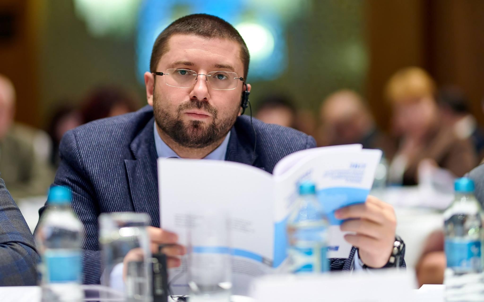 В Запорожье дисциплинарная комиссия адвокатуры может аннулировать Ярославу Гришину адвокатское свидетельство