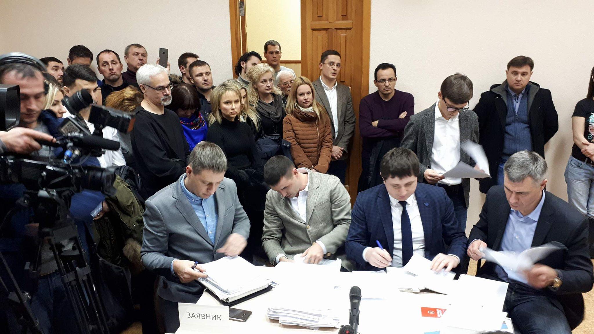 В суде рассматривают апелляцию по изменению меры пресечения для замглавы Запорожского облсовета - ФОТО