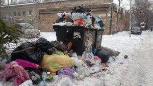 В «Умвельт-Запорожье» рассказали, что послужило причиной мусорного коллапса