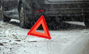 За февраль в Запорожье произошло 23 ДТП с участием маршруток - ФОТО