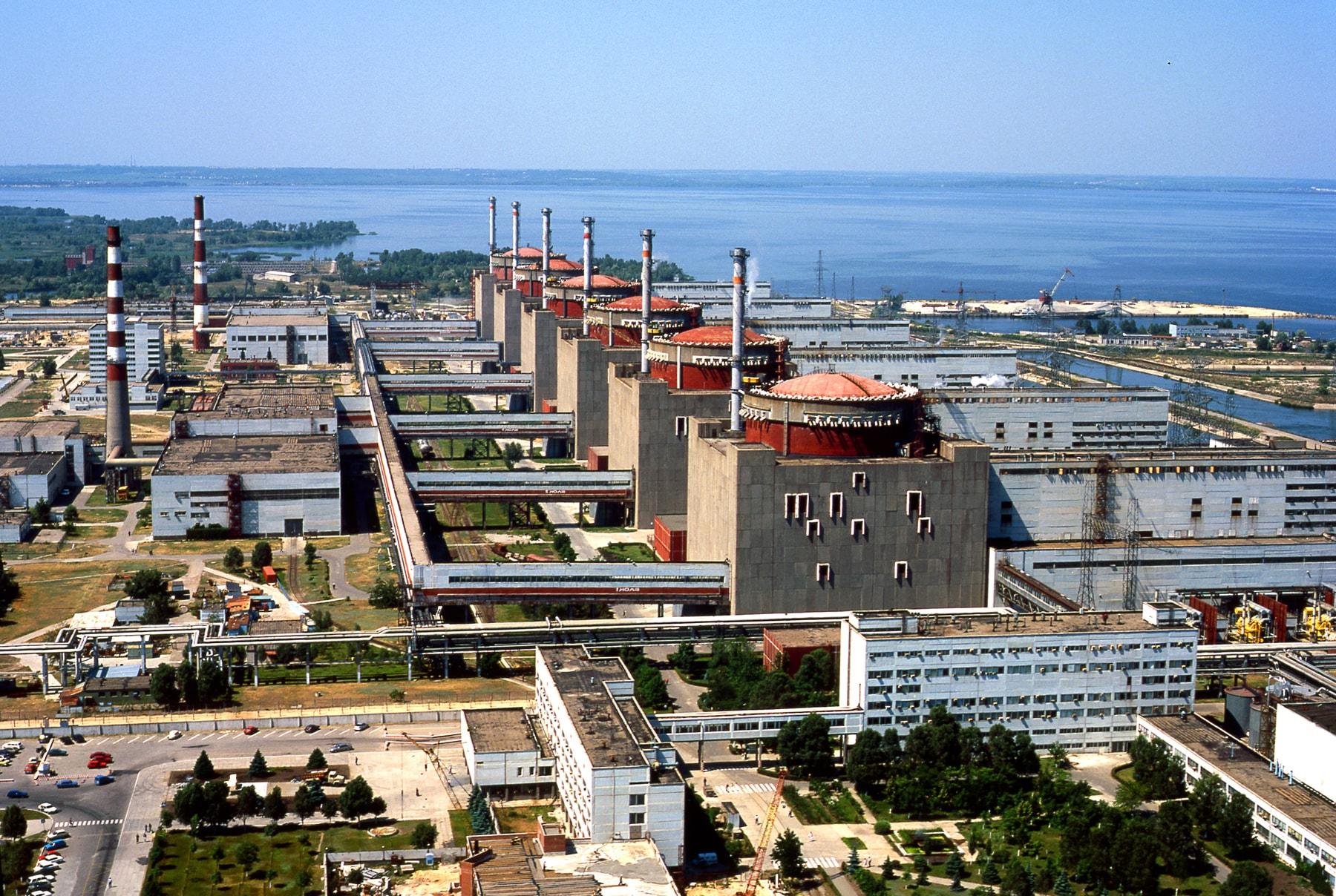 На Запорожской АЭС заканчивают ремонт энергоблока