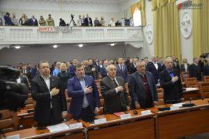 На сессии Запорожского горсовета отказались проверять КП «Наше місто» и «Основание»