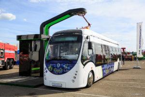 В Запорожье планируют закупить 25 электробусов и оборудовать весь транспорт GPS-навигацией