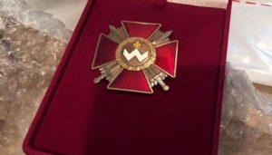 Порошенко вручил выдающимся запорожцам почетные ордена