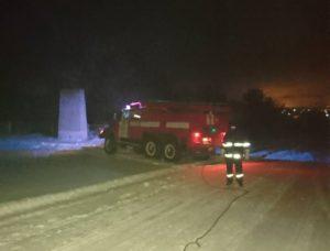 В области спасатели освободили из снежного плена девять машин - ФОТО