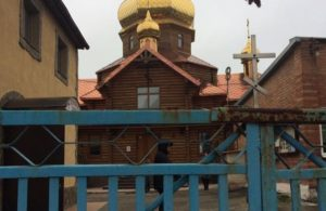 В Запорожье правоохранители дежурят возле храмов УПЦ МП с целью предотвращения провокаций
