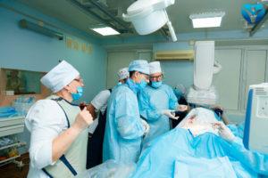 Врачи со всей Украины перенимали в ЗОКБ опыт польских коллег в лечении сердечно-сосудистых болезней