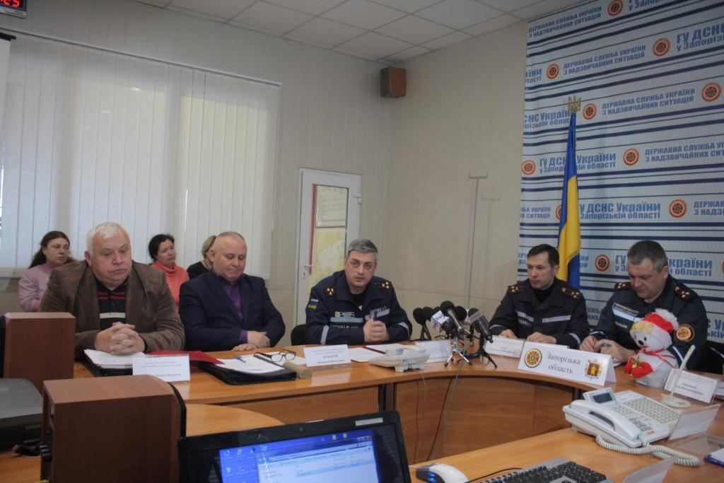 В Запорожской области планируют создать 257 пунктов обогрева и социальные патрули