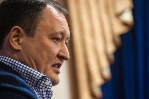 Константин Брыль опечален ситуацией в Вольнянском районе, где идет противостояние в разработке карьера по добыче каолина