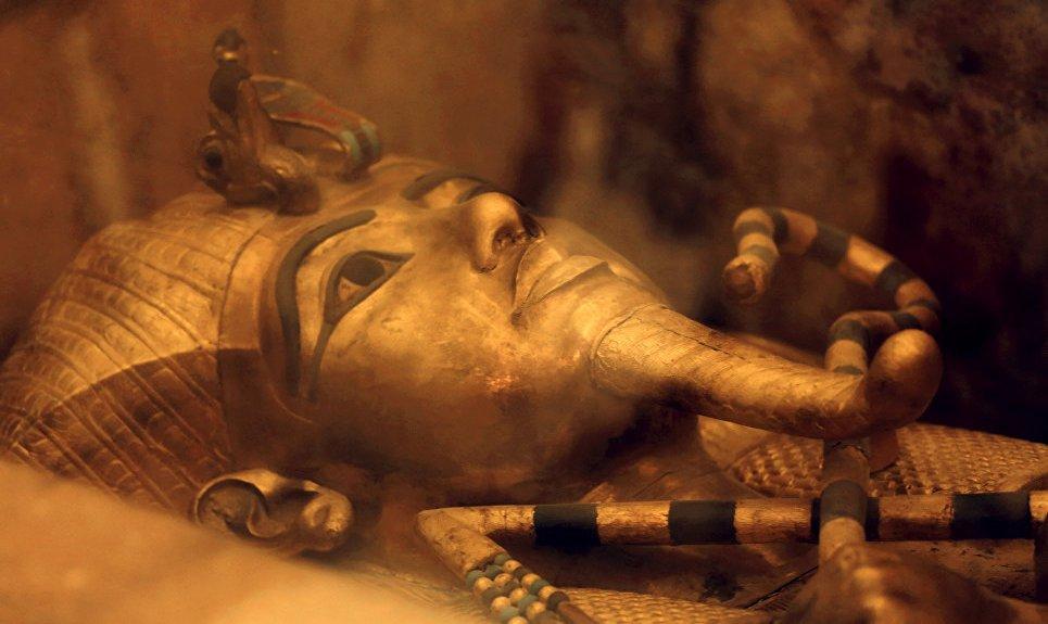 В Египте нашли древнюю гробницу, которая может принадлежать жене Тутанхамона