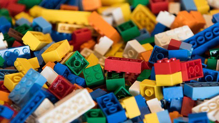 В Израиле установили самую высокую башню из Lego