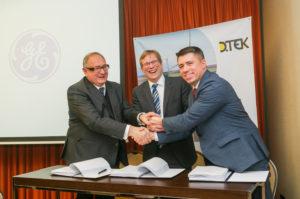 ДТЭК и General Electric намерены инвестировать 300 миллионов евро в ветроустановки  Запорожской области