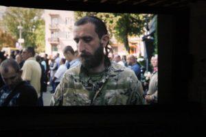 В Запорожье прошла премьера фильма о киборгах «Добровольцы божьей четы» - ФОТО