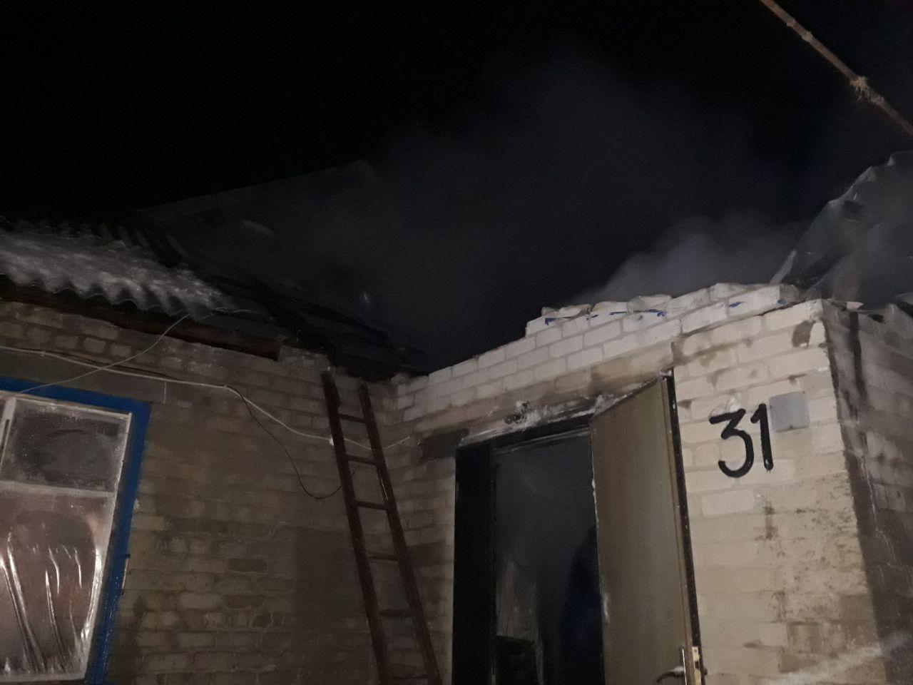 В итоге взрыва вЗапорожской области ребенок получил ожоги 20% тела