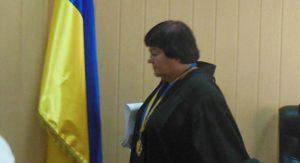 В Запорожье будут судить скандальную экс-судью Наталью Овчаренко