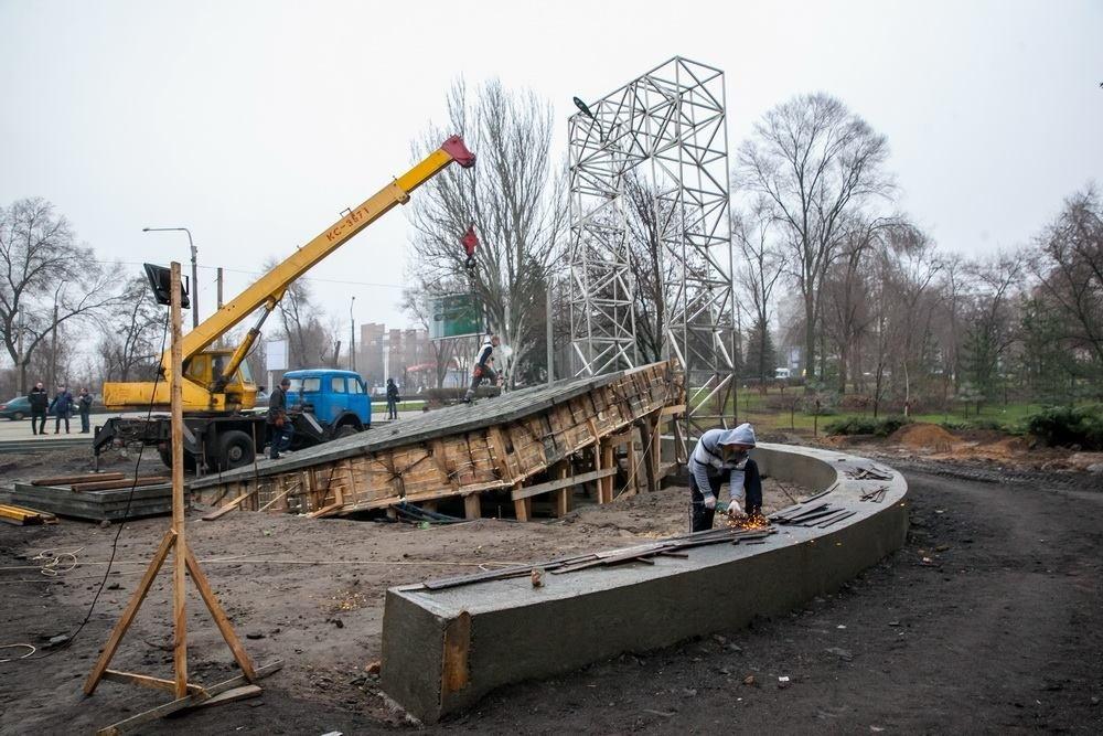 В мэрии на 4 месяца отсрочили строительство памятника ликвидаторам Чернобыльской катастрофы - ФОТО