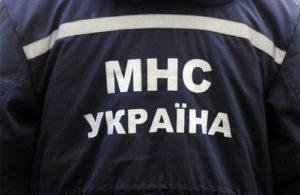 В Запорожском районе грузовик застрял в кювете - ФОТО