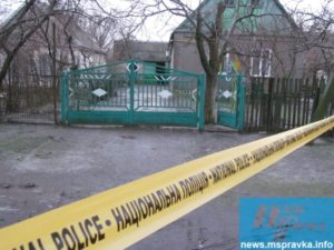 В Запорожской области мужчина убил свою жену и наложил на себя руки