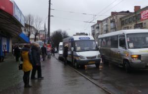 В Запорожье водителя маршрутки оштрафовали за отказ в перевозке льготников