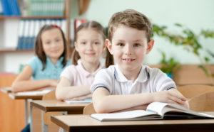 В четырех школах Запорожской области ввели новые стандарты обучения первоклассников