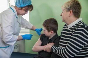 В Запорожье не зафиксированы случаи осложнений от прививок