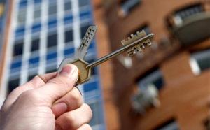 В Запорожье чернобыльцу вручили ключи от двухкомнатной квартиры
