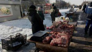 В Запорожье активизировалась борьба со стихийной торговлей