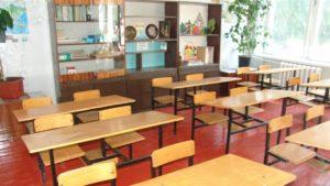 Запорожские школы закрывают на карантин