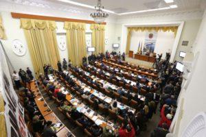 Запорожские депутаты попросят Кабмин и чиновников НКРЭКУ решить проблемы с «Запорожьеоблэнерго»
