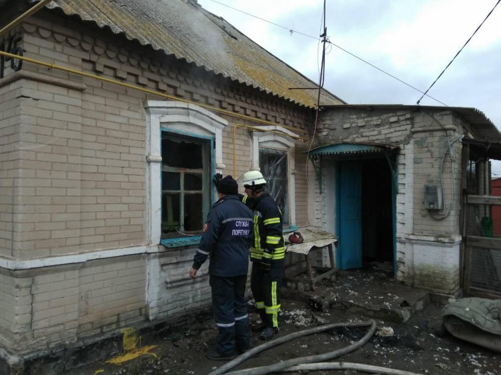 В Запорожской области мужчина погиб от отравления угарным газом - ФОТО