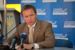 Запорожский нардеп Владимир Бандуров задекларировал треть миллиона гривен прибыли от своей компании