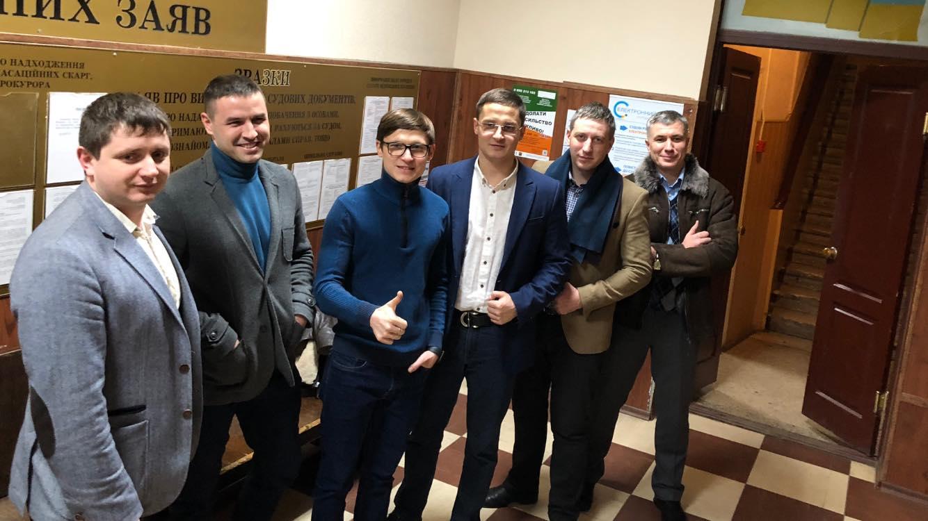 Суд снял дневной арест с замглавы Запорожского облсовета