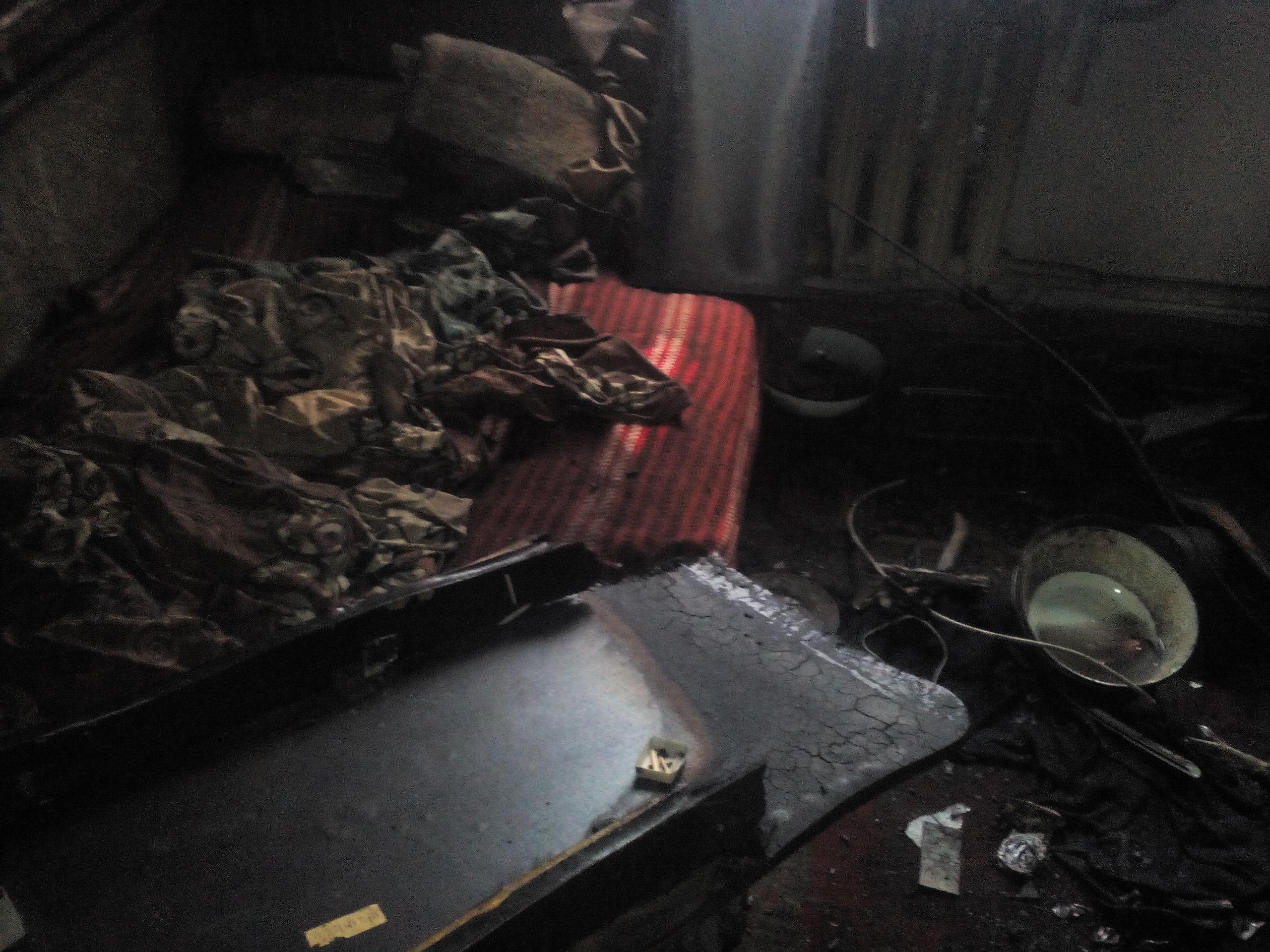 Пожар в клинике Тернополя: спасены 18 человек
